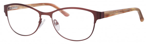 Visage Elite 438 Glasses in Brown