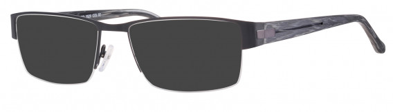 Colt 3525 Sunglasses in Black