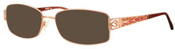 Ferucci 1741 Sunglasses in Pink