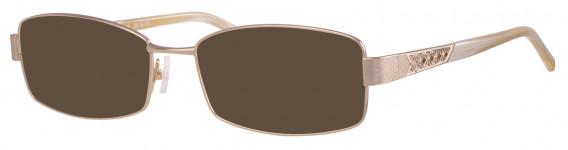 Ferucci 1763 Sunglasses in Gold