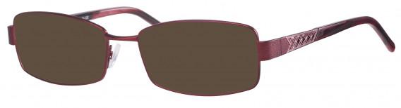 Ferucci 1763 Sunglasses in Rose