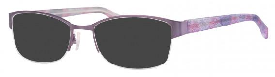 Ferucci 1766 Sunglasses in Lilac