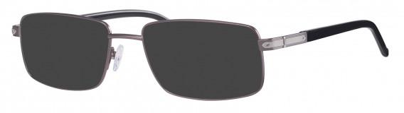Ferucci 2005 Sunglasses in Gunmetal