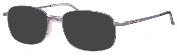Ferucci Titanium 627 Sunglasses in Gunmetal