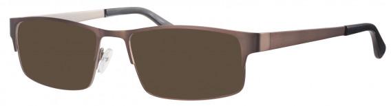 Ferucci Titanium 692 Sunglasses in Gunmetal