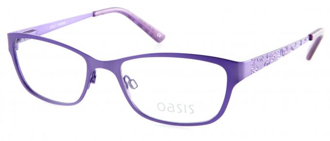 Oasis Senna glasses in Purple
