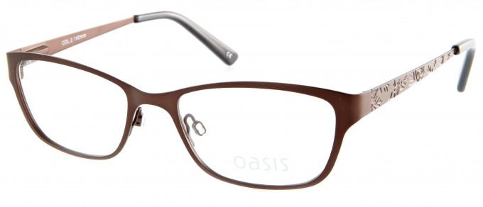 Oasis Senna glasses in Brown