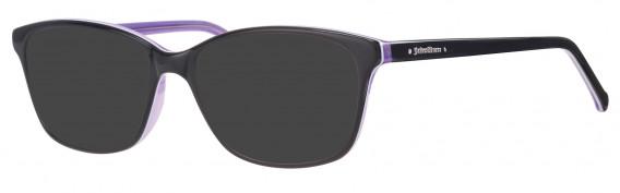 Schott NYC 4017 Sunglasses in Black/Purple