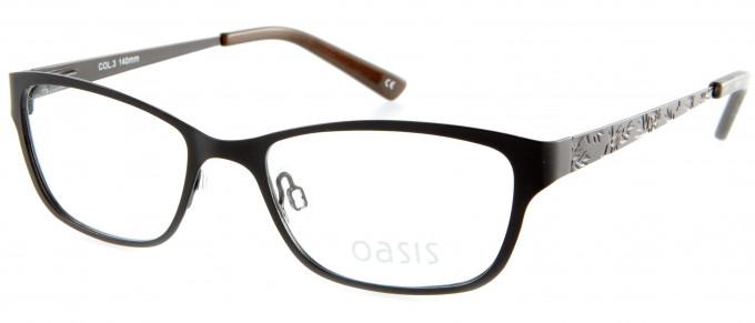Oasis Senna glasses in Black