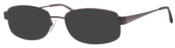 Visage 362 Sunglasses in Bronze