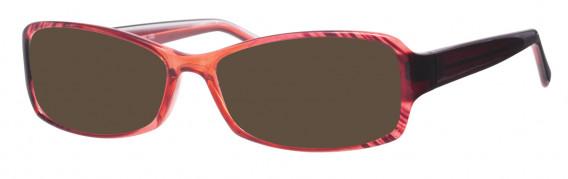 Visage 382 Sunglasses in Purple