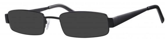 Visage 384 Sunglasses in Black