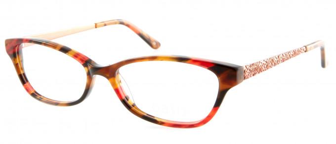 Oasis Calatheas glasses in Red/Stripe