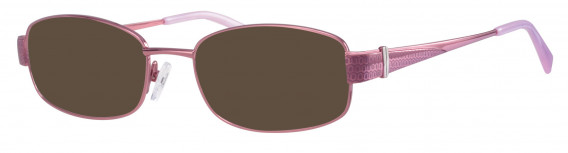 Visage Elite 431 Sunglasses in Pink