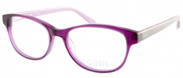 Oasis Mahonia glasses in Purple
