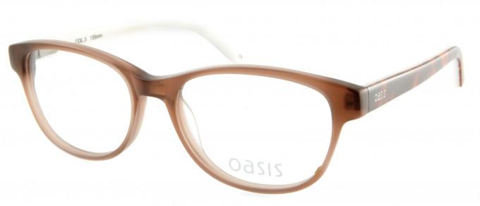 Oasis Mahonia glasses in Brown