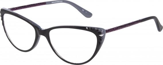 Anna Sui AS5034 glasses in Black