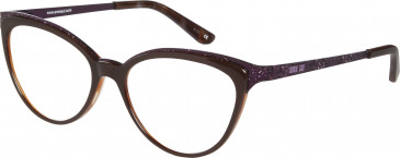 Anna Sui AS5036 glasses in Brown