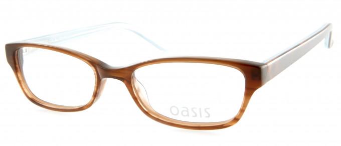 Oasis Felicia glasses in Brown