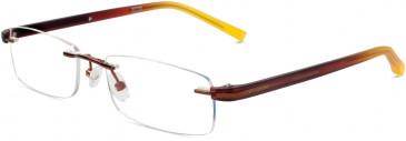 Converse CV Q022 glasses in Brown