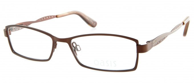 Oasis Sakura glasses in Brown
