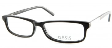Oasis Cosmos glasses in Black