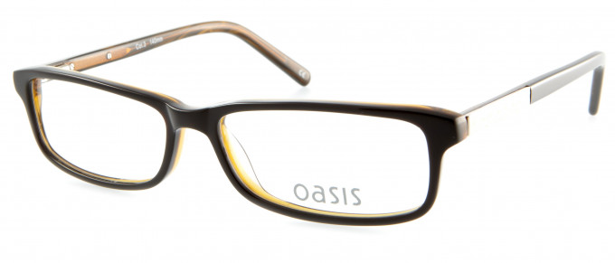 Oasis Cosmos glasses in Brown