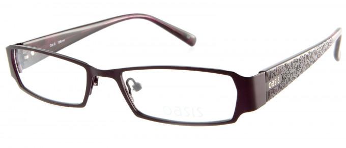 Oasis Nightshade glasses in Grape