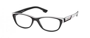 Diesel DL5012 glasses in Black