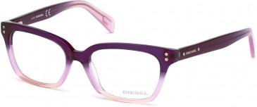 Diesel DL5037-51 glasses in Violet
