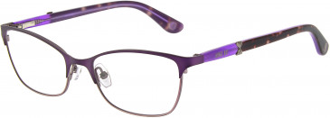 Anna Sui AS215A glasses in Purple