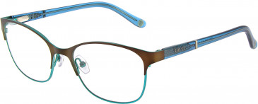 Anna Sui AS216A glasses in Brown