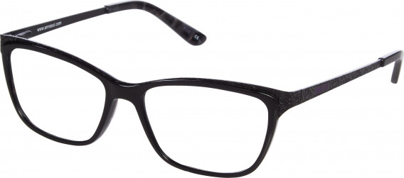 Anna Sui AS502 glasses in Black