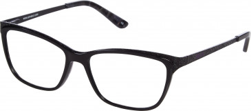 Anna Sui AS502 glasses in Black