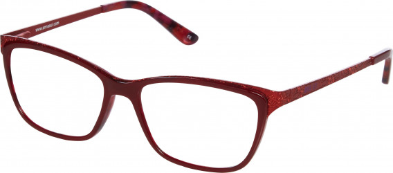 Anna Sui AS502 glasses in Red