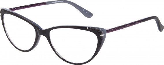 Anna Sui AS5034 glasses in Black