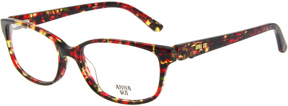 Anna Sui AS661A glasses in Red Tortoiseshell