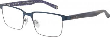 Ted Baker TB4248-53 glasses in Navy/Light Gun