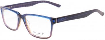 Ted Baker TB8112 glasses in Blue Horn Gradient