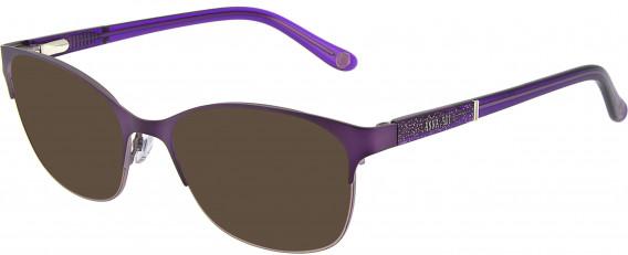 Anna Sui AS216A sunglasses in Purple