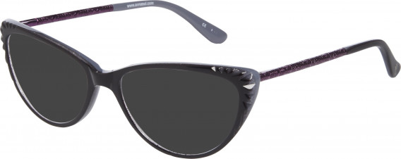 Anna Sui AS5034 sunglasses in Black
