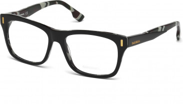 Diesel DL5083 glasses in Black