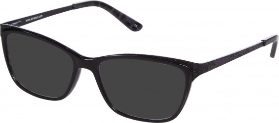 Anna Sui AS502 sunglasses in Black