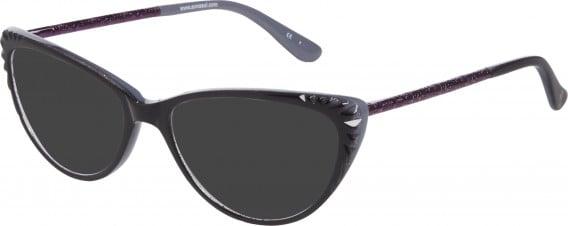 Anna Sui AS5034 sunglasses in Black