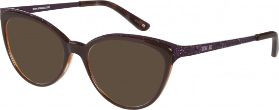 Anna Sui AS5036 sunglasses in Brown