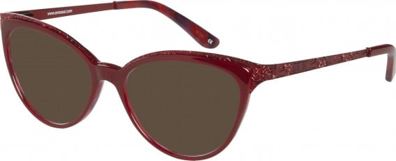 Anna Sui AS5036 sunglasses in Red