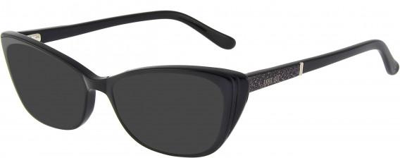 Anna Sui AS660A sunglasses in Black