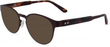 Converse Jack Purcell CV P009 sunglasses in Brown