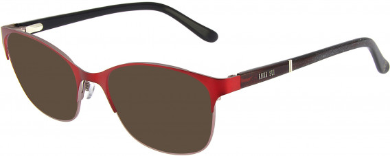 Anna Sui AS216A sunglasses in Red