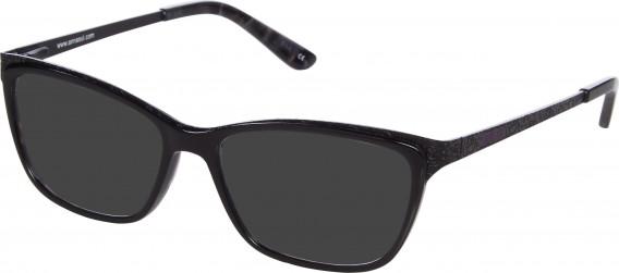 Anna Sui AS502 sunglasses in Black